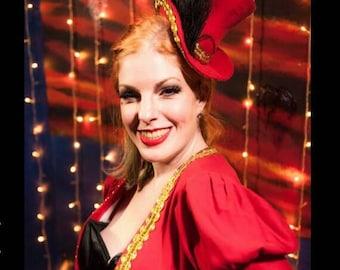 Ringmistress - Circus Ringmaster Cosplay Costume
