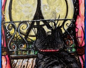 Peace in Paris Giclée Art Print