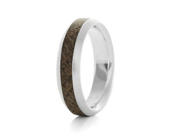 Native Mid Oval - wood rings UK
