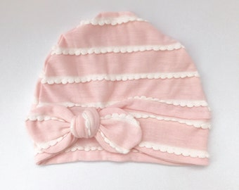 Baby/Toddler Bow Beanie
