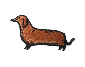 Dachshund Patch