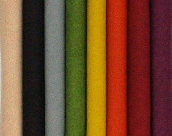 Earth Bamboo Felt Palette - 10 x 11 in. - 8 Sheets