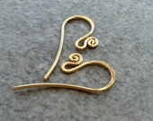 gold filled ear wires