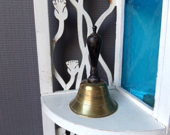French Vintage Mass Bell or Gong Bell