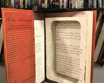 Hollow Secret Stash Book Safe! (Dracula The Un-Dead)