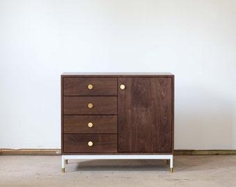 Walnut Nelson Dresser