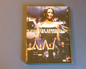 On Sale! The Corrs Live At The Royal Albert Hall DVD  1998