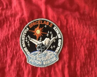 Spacelab 2 patch