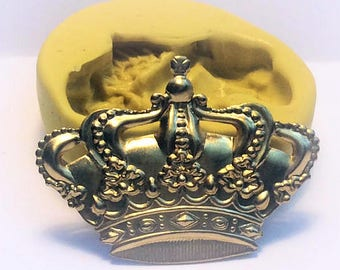 Royal Crown silicone rubber mold
