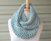 Closing SALE (RTS) / JACKIE - Chunky Infinity Scarf Cowl - Limited Colors