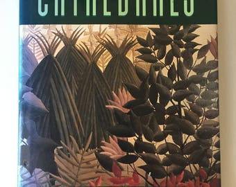 Vintage Books, Vintage Items, Used Book, Rare Book, Old Book, Rain Forest, Books on Nature, Green Cathedrals by Brian Alexander