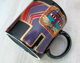 Laurel Burch Cat Coffee Mug Collectible