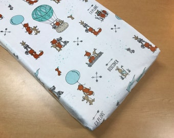 Minky Changing Pad Cover - Choose Your Fabric