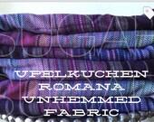 For Angela Upelkuchen Purpura Romana Fabric by the inch. Please read description.