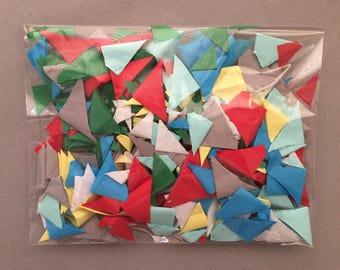 Party Confetti, Birthday Party Decor, Tissue Paper Confetti, Table Confetti, DIY Crafts, Handcut Confetti, Birthday Confetti