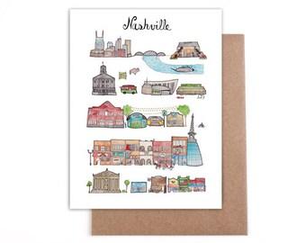 Nashville card 4x5