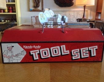 Handy Andy Tool Set No. 680