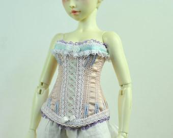 Secret Fairies BJD Antique Line Raouken Corset for Fairyland Minifee MSD BJD Doll