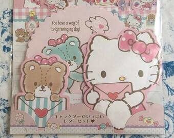 NEW Sanrio Letter set My Hello Kitty
