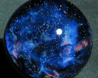 Early Universe Glass Marble