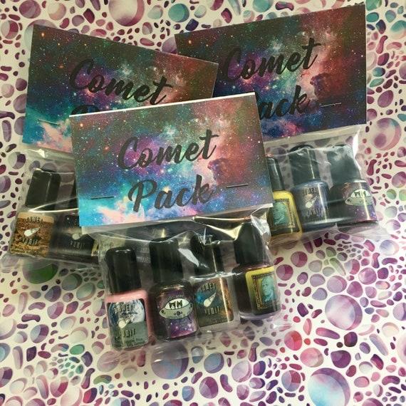 Mystery Set! Four mystery mini polishes!