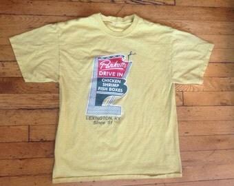 Vintage Parkette Drive In Lexington Kentucky t shirt