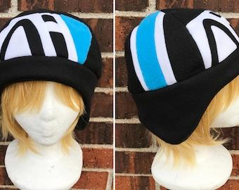 Ai Andromeda Mass Effect Hat - Fleece Hat Adult, Teen, Kid - A winter, nerdy, geekery gift!