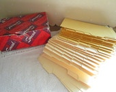 Plain 5 x 3 Index Cards   Smead File Guides   Card Guides   Quantity of 87