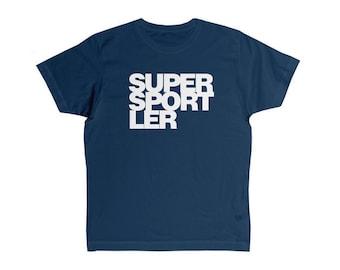 Supersportler - Fair Trade T-Shirt Herren