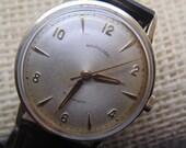 Mens Vintage Hamilton Caliber 672, 17 Jewel, Rotor Automatic, Grade 1256 SAVED for Paul