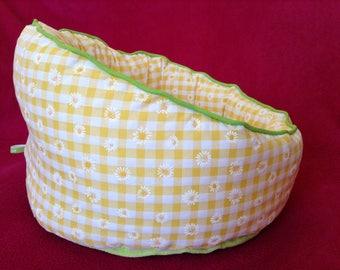 Lemon Gingham