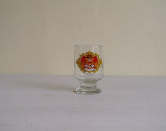 The Muppets Glass 1979 - Ravenhead Muppets Glass - Fozzie - The Muppets