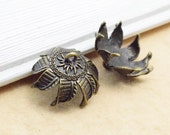 10pcs 15x26mm The Cap  Antique Bronze Retro Pendant Charm For Jewelry Bracelet Necklace Charms Pendants C8420