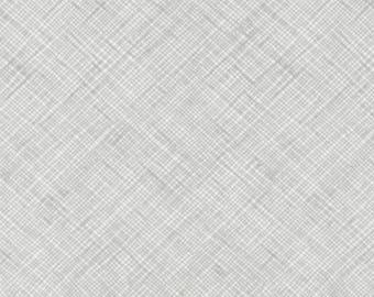 Architexture Grey cotton fabric by Robert Kaufman AFR 13503-12 Grey