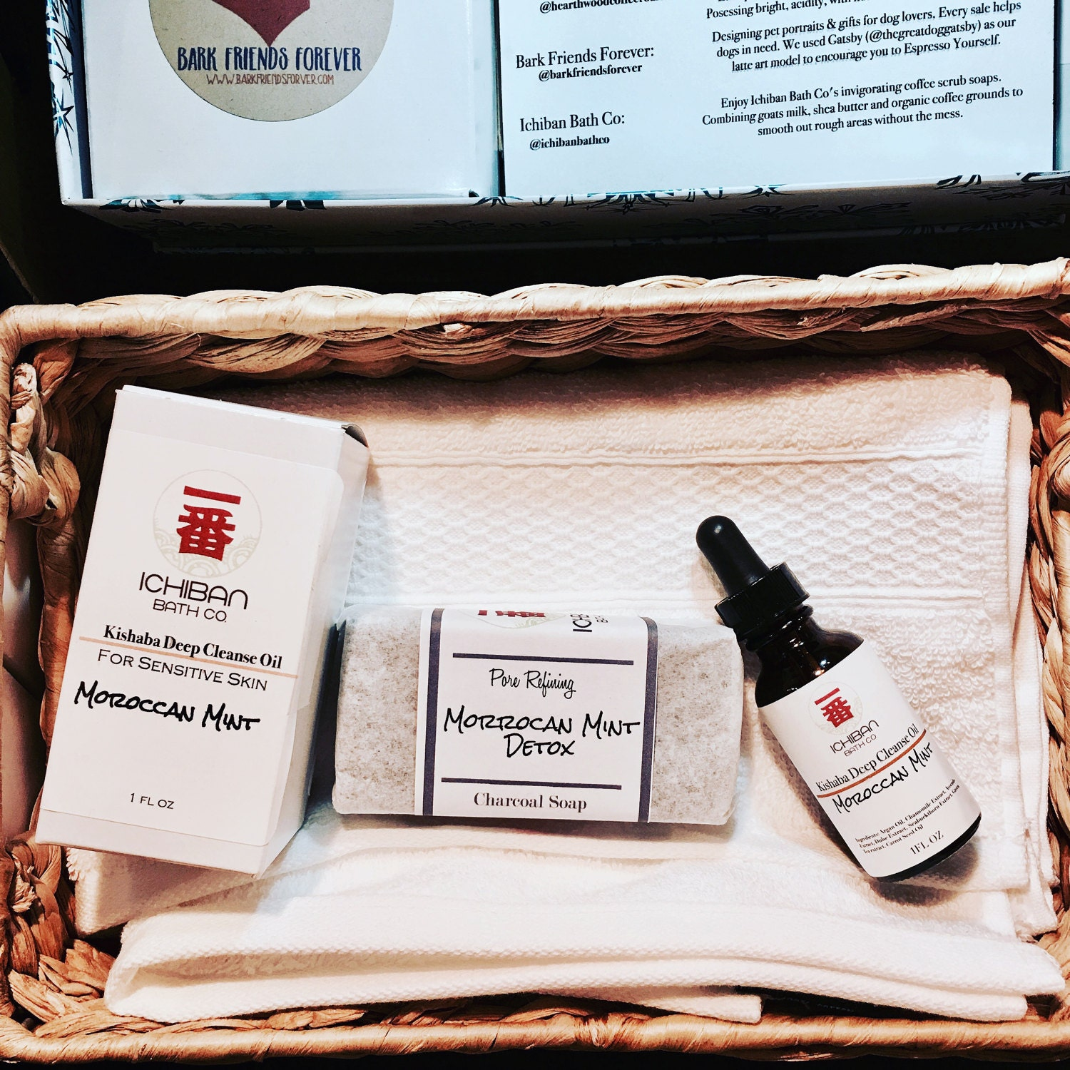 Kishaba Cleansing Kit
