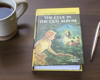The Clue in the Old Album Nancy Drew Journal