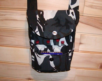 Possibles bag..black powder, hunting, binoculars, fishing, hiking, etc