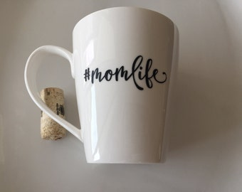 Mom Life - Custom Coffee Mug
