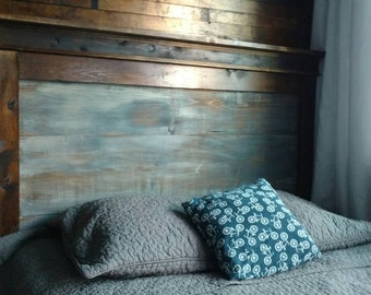 "Farmhouse King, Queen, Twin, Full or Double Headboard Jerry (57"" Tall) By Foo Foo La La"