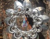 Kotinos Holiday ornament with Swarovski crystal