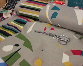 Japanese Kokka/ Echino  fabric - nani IRO