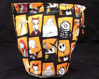 R/M/S/W Project bag 572 Nightmare Before Christmas Portraits