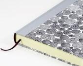 "Notebook / Diary CHIYOGAMI 15x21cm (6""x8"") 288 p. design ""Chrysanthemus"""