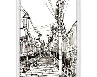 SIGNED! Kyoto Street