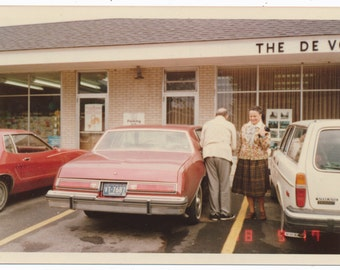 the Story of the Buick Regal social realism found art photo vernacular photography fine art  snapshot