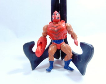 1980s Toys, MOTU, Clawful, Mattel, He Man, Vintage Toys, Masters of Universe, 80s Toys, Toys for Boys, Old Toys