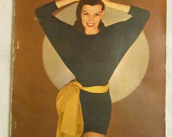 May 1950 BAZAAR MAGAZINE