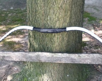 """Mongolian style horse bow, 35lb at 28"""", traditional wood archery bow"""