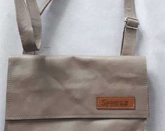 Little bag in Silvery Taupe