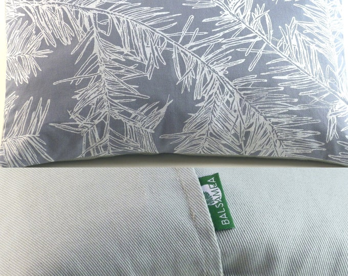 "11""x7"" Balsam Fir pillow ""NEEDLES""/ Coussin aromatique au sapin baumier ""ÉPINES"""